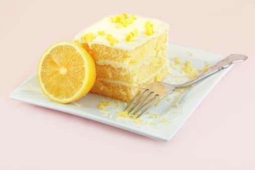簡易檸檬磅蛋糕
