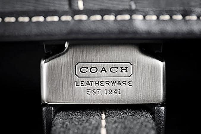 coach算名牌嗎