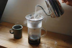 金屬濾網咖啡