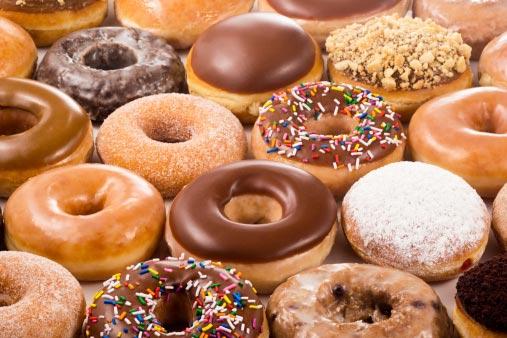 doughnut食譜