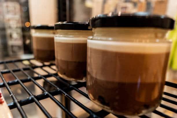 即溶咖啡粉甜品