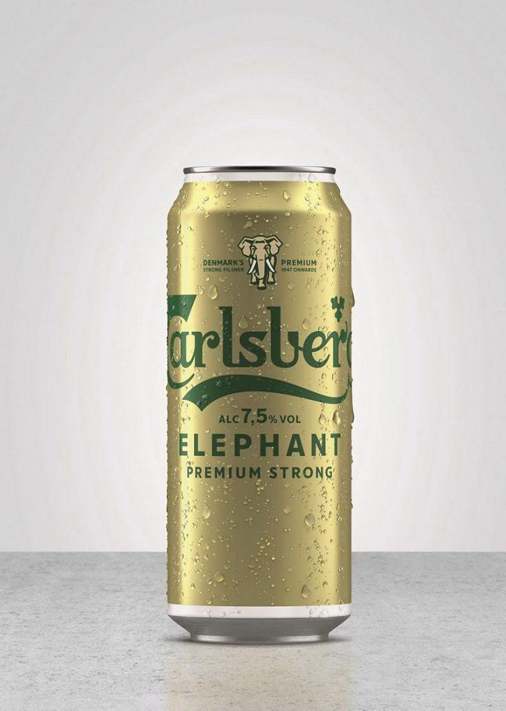 嘉士伯Elephant Strong